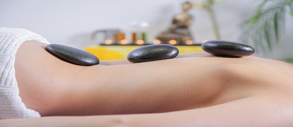 hot stone massage gallarate